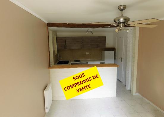 SOUS COMPROMIS DE VENTE - EXCLUSIVITÉ !!! STUDIO EN PARFAIT ÉTAT - IGNY BOURG