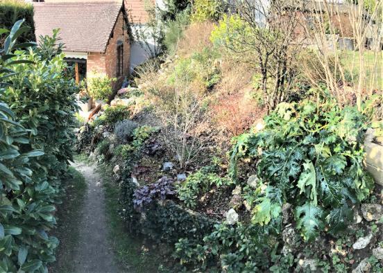 Maison 4 pièces avec grand jardin au coeur de VAUHALLAN